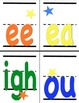 Large Letter and Sound Flash Cards with Stars