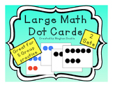 Large Math Dot Cards- 5 Group Practice- ENY Supplement