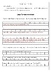 Large Numbers Math Worksheet