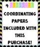 Large Pastel Chevron {BLACK} Digital Papers {Commercial Us