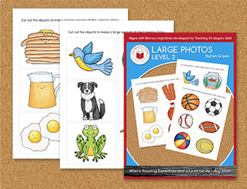Large Photos - Level 2 - Digital Download