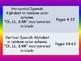 Large, Rainbow Spanish Alphabet Banners- Horizontal & Vertical Format