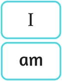 Large Sight Word Flashcards