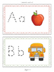 Large, Traceable-Font, Alphabet Cards