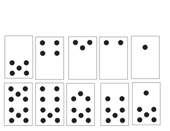 Lucrative image pertaining to dot cards printable