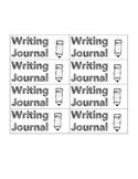 Larger Journal Labels