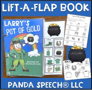 Larry's Pot of Gold!  Lift a Flap Book