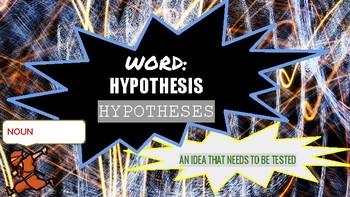 Lars Farf Vocabulary Words