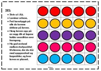 Larvelek - addisjon 1. og 2. klasse