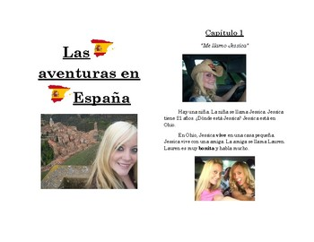 Las Aventuras En España: Parte Uno