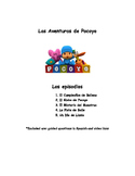 Las Aventuras de Pocoyo Volume 2 (Five episodes with quest