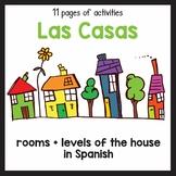 Las Casas - Describing houses in Spanish