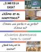 Las Casas: Novice Quiz Quiz Trade Conversation Cards for House Unit