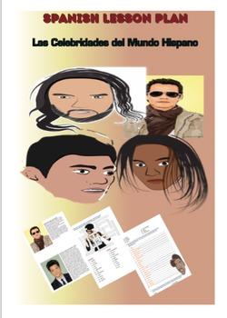Las Celebridades del Mundo Hispano Full Spanish Lesson/Top