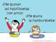 Las Comidas, full- Video/activities/song/coloring+, teache