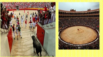 San Fermin & Running of the Bulls: TPRS story and activities