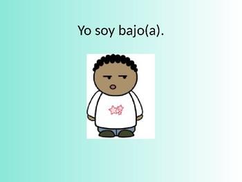 Las Descripciones_Spanish descriptions/Adjectives