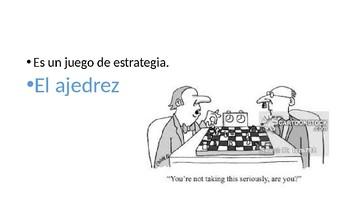 Las Diversiones Descubre 3 Spanish Vocabulary PowerPoint with Quizzes/Answers