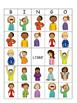 Las Emociones Bingo -Emotions Vocabulary in Spanish