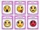 Las Emociones Emojis Spoons Card Game - Emotions Vocabulary in Spanish