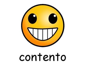 Las Emociones Emojis Vocab Presentation, Games and Worksheets-Spanish Emotions
