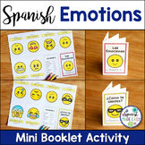 Las Emociones (Emotions) Mini Booklet Activity