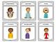 Las Emociones Spoons Card Game - Emotions Vocabulary in Spanish