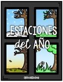 Spanish Seasons Pack (Las estaciones del año)