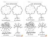 Las Estaciones - The Seasons Pre-K project