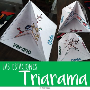Las Estaciones del año Triarama / Seasons