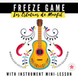 Multicultural Music Beat Freeze Game | World Music for Elementary