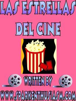 Las Estrellas del Cine / Fun Spanish Movie Scenes Game