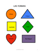 ACTIVITY IN SPANISH FREE, SHAPES  (Las Formas)