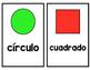 Las Formas: 2D Shape Posters for a bilingual classroom