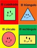 Las Formas en Español | The Shapes in Spanish