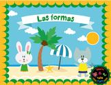 Las Formas en Español