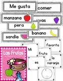 Las Frutas en Español