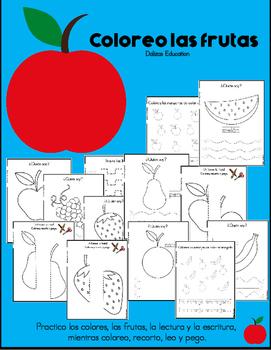 Las Frutas | fruits in spanish