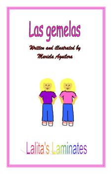Las Gemelas easy reader