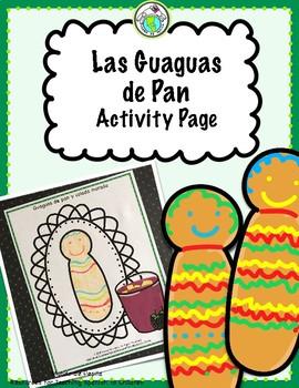 Las Guaguas de pan Activity Page Ecuador Days of the Dead