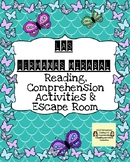 Las Hermanas Mirabal:  Reading, Comprehension Activities and Escape Room