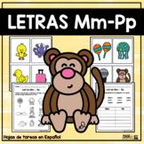 Las Letras Mm y Pp