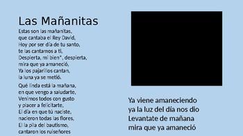 Las Mañanitas Mexican Birthday Song