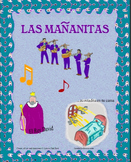 Las Mañanitas - Mariachi Music (MP3), Worksheets,and  Pictures to Learn Spanish