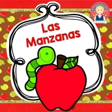 Las Manzanas Apple Activities for K-1