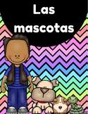 Las Mascotas (Pets in Spanish)