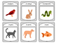 Las Mascotas Spoons Card Game – Pets Vocabulary in Spanish