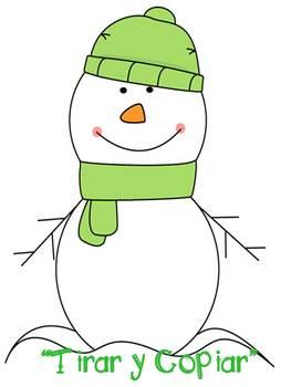 Las Matemáticas de los Muñecos de Nieve