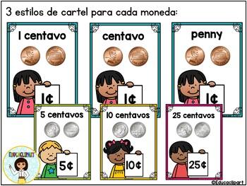Las Monedas - Spanish Coins Unit