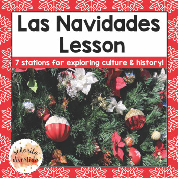 Las Navidades: Las Posadas, La Lotería, Navidad, Año Nuevo